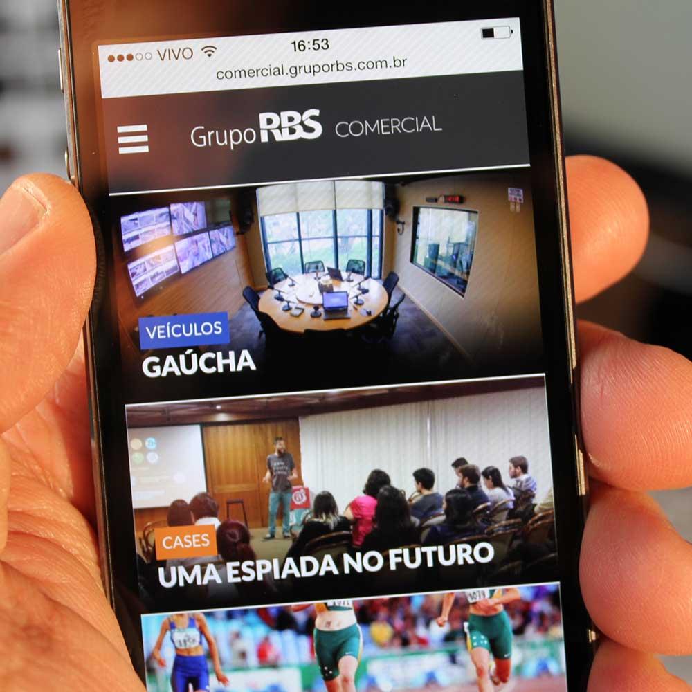 Comercial Grupo RBS